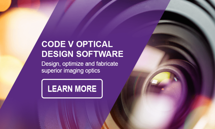 Learn more about CODE V Optical Design Software