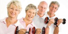 كيف يمارس كبار السن التمارين الرياضية