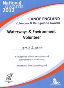 BCU-Volunteer-Jamie-Austen