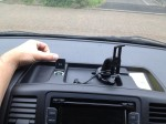 VW T5 California Dash power socket