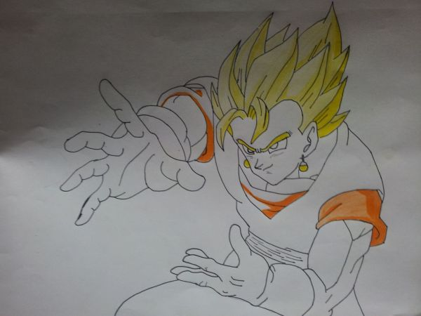 20 Dragon Ball Dibujos Para Colorear Pictures And Ideas On Weric