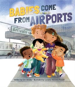 Picture of Babies Come From Airports