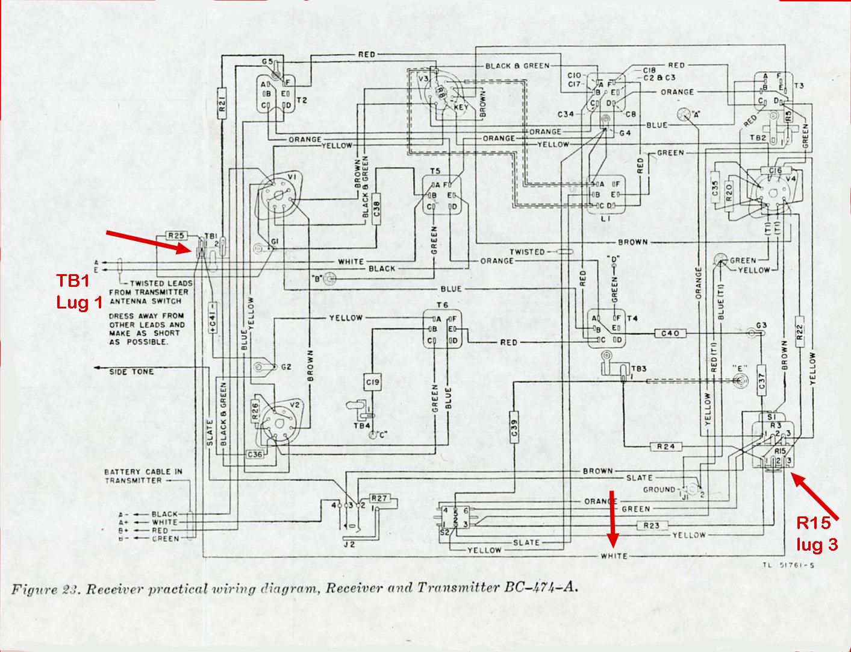Bc 474 Power Supply