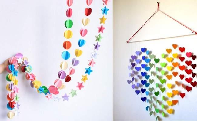 20 Diy Easy Wall Hanging Craft Ideas Tutorials K4 Craft