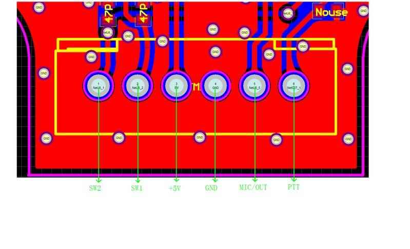 TYT TH9800 Mic Pinout – K4NHA