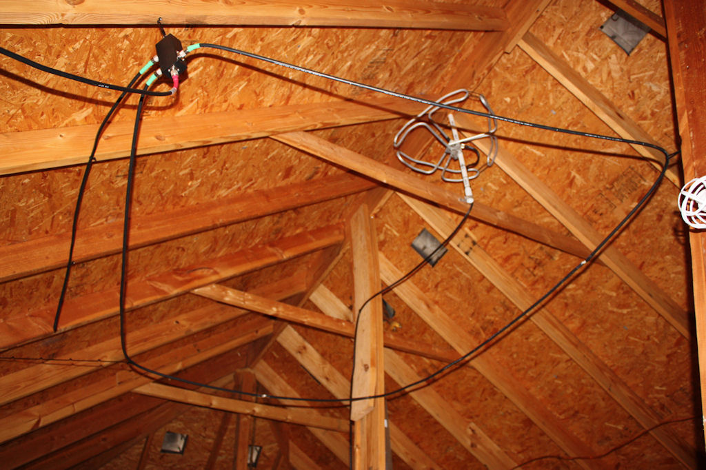Build A 9 Db 70cm Collinear Antenna From Coax