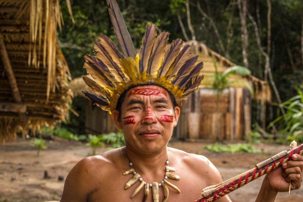 Amazonian Shamans Bring Hope for the Future: Potential for Billions Worth  of Medical Cures   The Pimsleur Language Blog