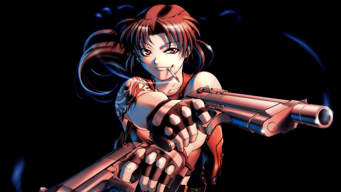 Black Lagoon: The Second Barrage - NekoAnimeDD