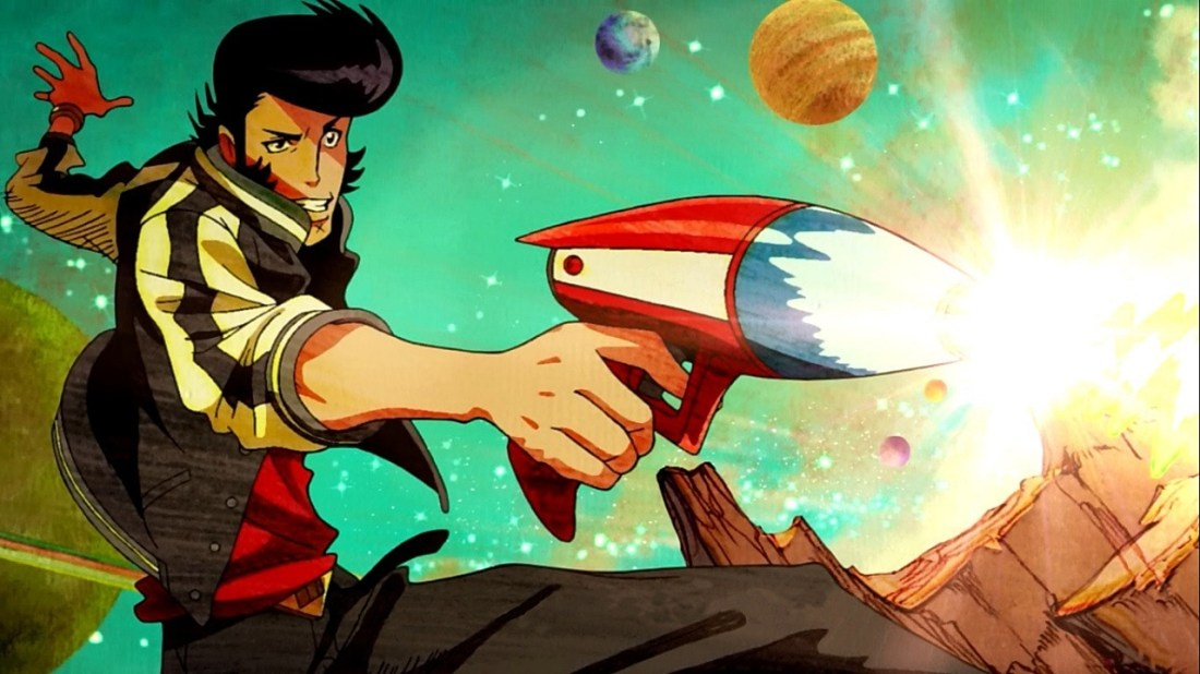 Space☆Dandy - NekoAnimeDD