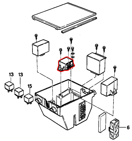 Schema Electrique Demarreur