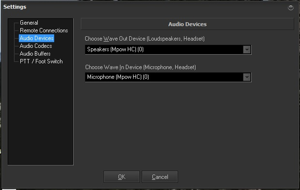 AudioDevices