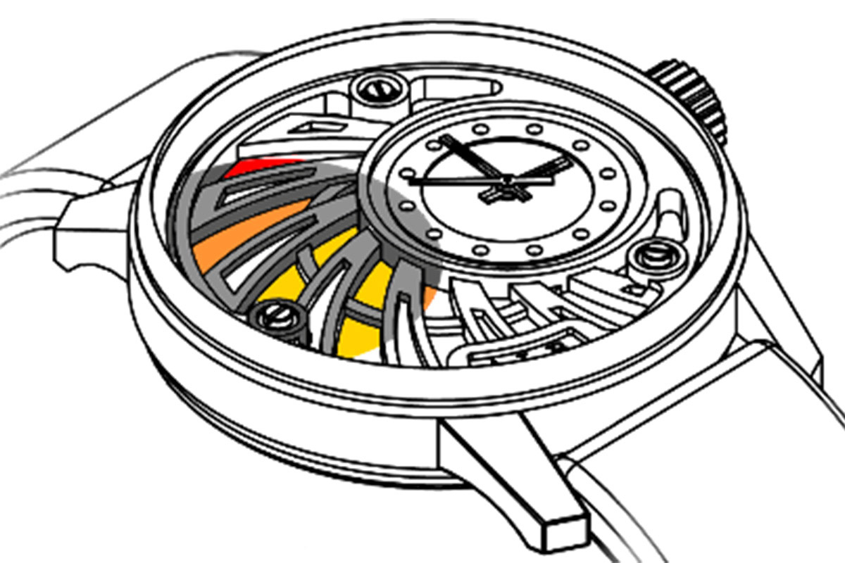 Hot off the presses: Printed watches by ALB Watches
