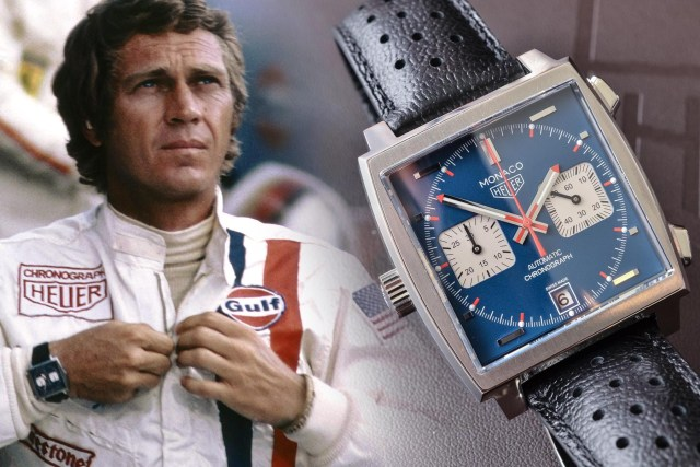 TAG Heuer Monaco 50th Anniversary From the Origins to The Future - MONACO50