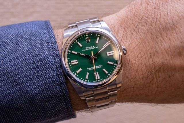 2020 Rolex Oyster Perpetual 41 Stella 124300