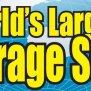 World S Largest Garage Sale Events K94 5