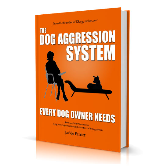The Dog Aggression System E-book Cover