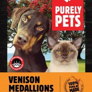 purely pets venison