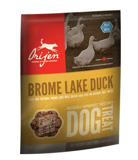 orijen duck treat