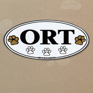 ORT - Car Magnet