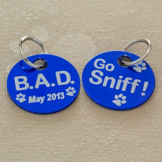 Custom Brag Tags