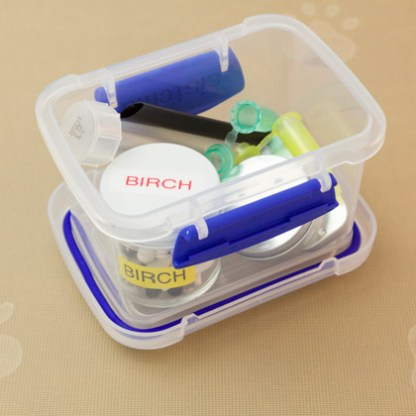 Starter Kit- Plus Kit in Snap Tight Container