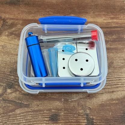 Hanukkah 6 items in Small Snap Tight Box