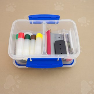 Large Hide items kit