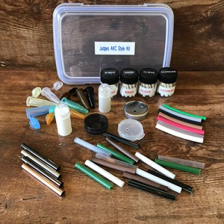 AKC Style Judges Kit -38 Items