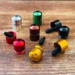 Magnetic Bullet Tubes 6 Colors