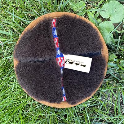 Sheep-Fur-Frisbee