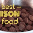 best venison dog food