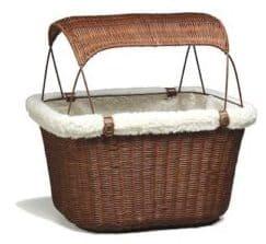 dog bicycle basket