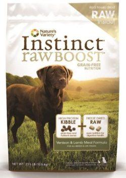 venison dog food brands