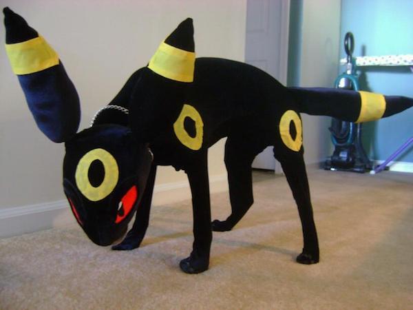 dog pokemon halloween costume