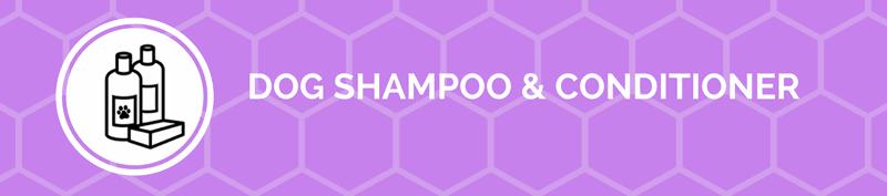 dog shampoo conditioner