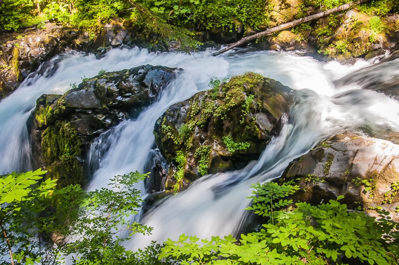 Sol-Duc Falls