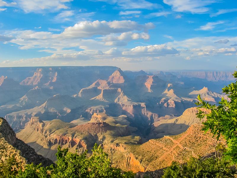Grand Canyon NP South Rim