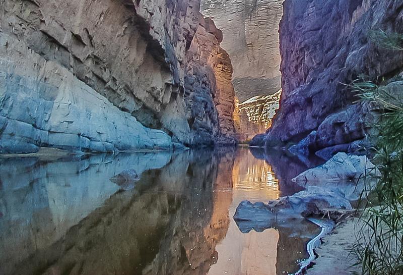 Big Bend NP Santa Elena Canyon