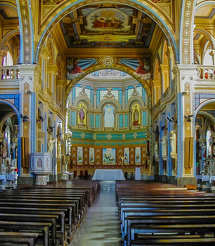 Barretos Cathedral