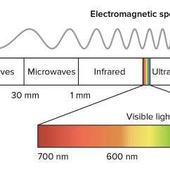 Electromagnetic Spectrum Diagram Labeled White Rodgers Thermostat Wiring 1f89 211 Light Energy Definition Not Lossing