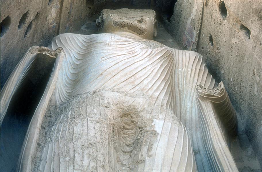 Bamiyan Buddhas Smarthistory