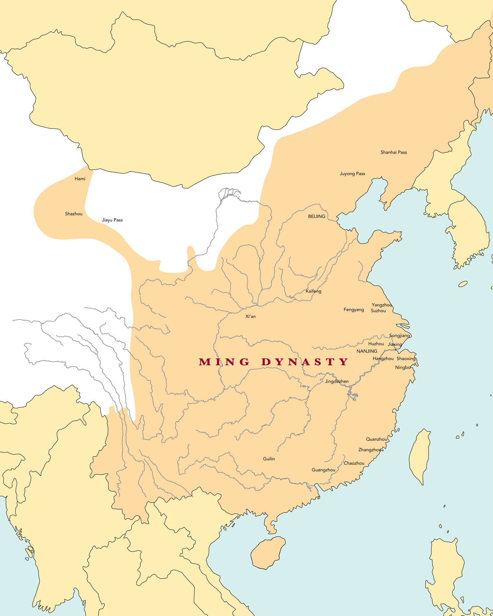 An Introduction To The Ming Dynasty