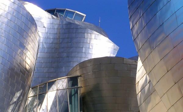 Frank Gehry Guggenheim Museum Bilbao