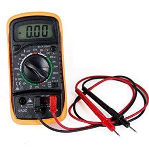 electrician -Voltmeter