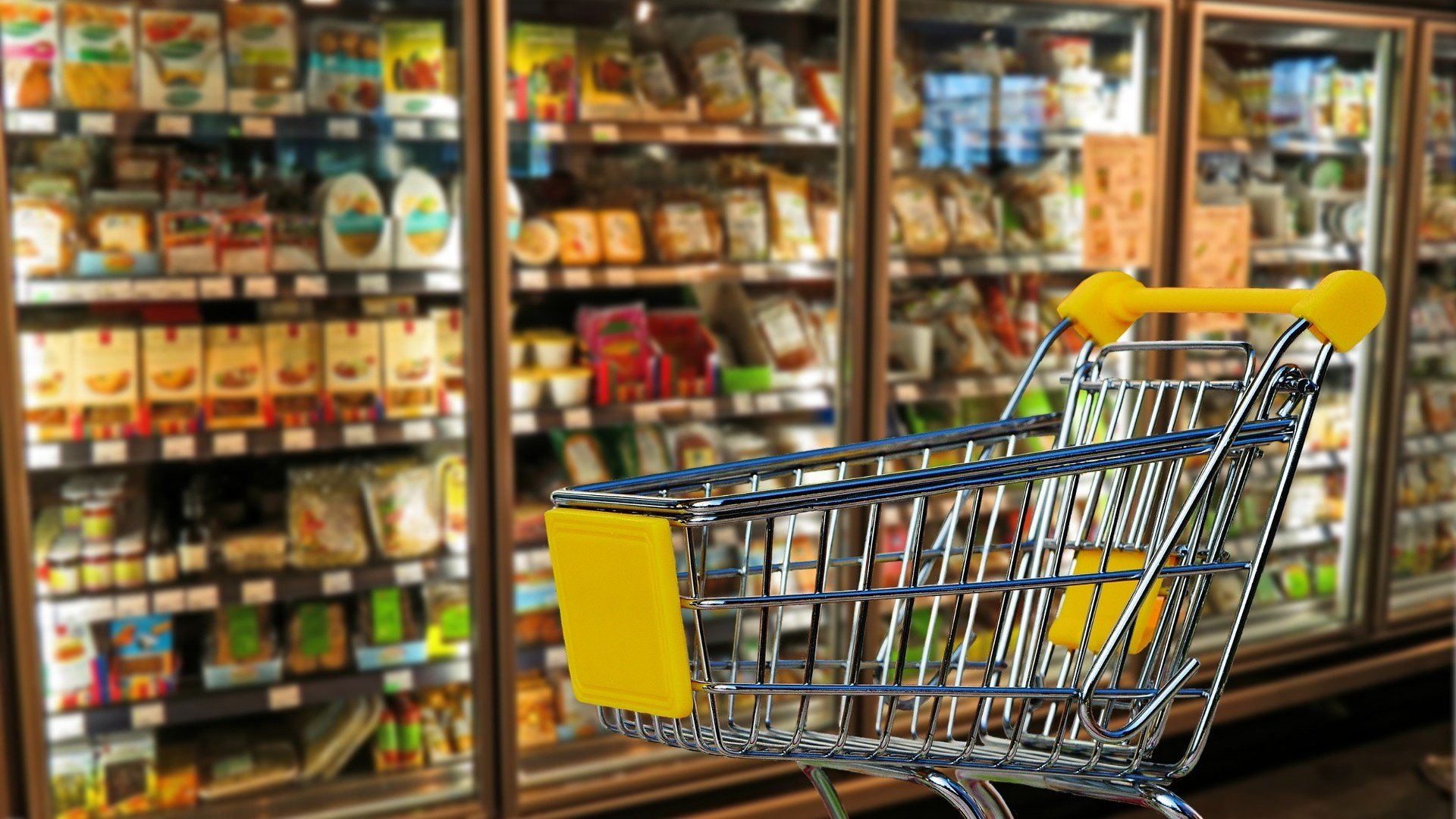 Grocery Store – Home Delivery