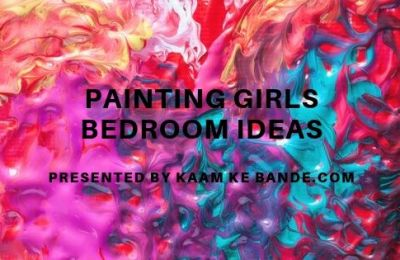 Painting Girls Bedroom