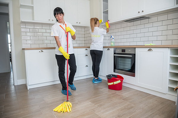Home Deep Cleaning Process