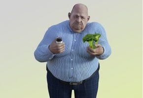 obez - obezite - kilo - diyet - zayıflama - beslenme - sağlık - sağlıklı beslenme - doğal beslenme - zayıflatan yiyecekler - kalori - yağ - fast food