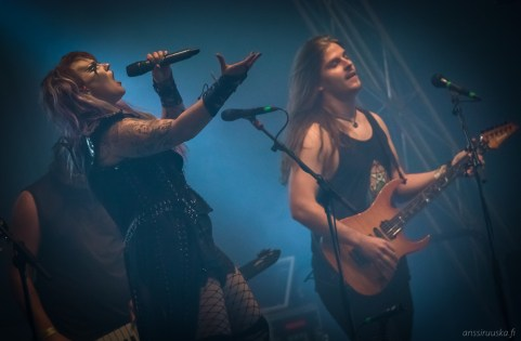 Battle Beast, Qstock 2017