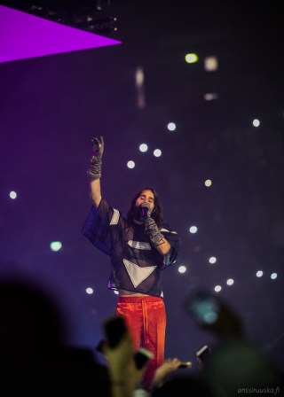 Thirty Seconds to Mars @ Helsingin Jäähalli